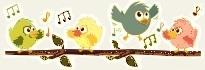 bird on branch02