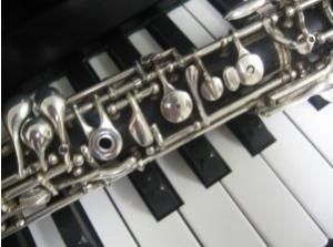 フルートと鍵盤