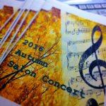 秋のサロンコンサート2016 開催しました
